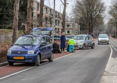 Gewonde na botsing met auto